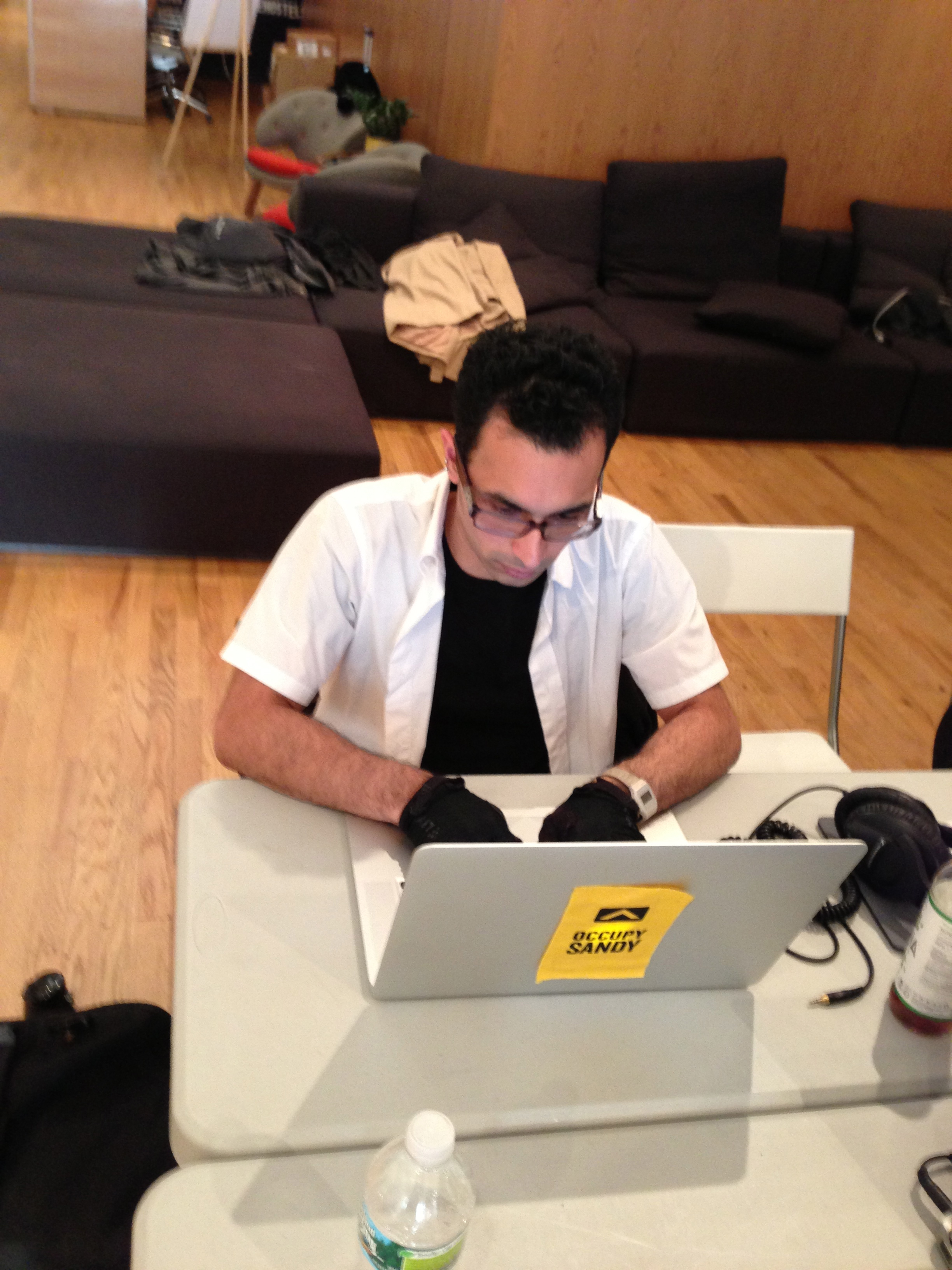 NY Tech Responds Hackathon: It Is The People