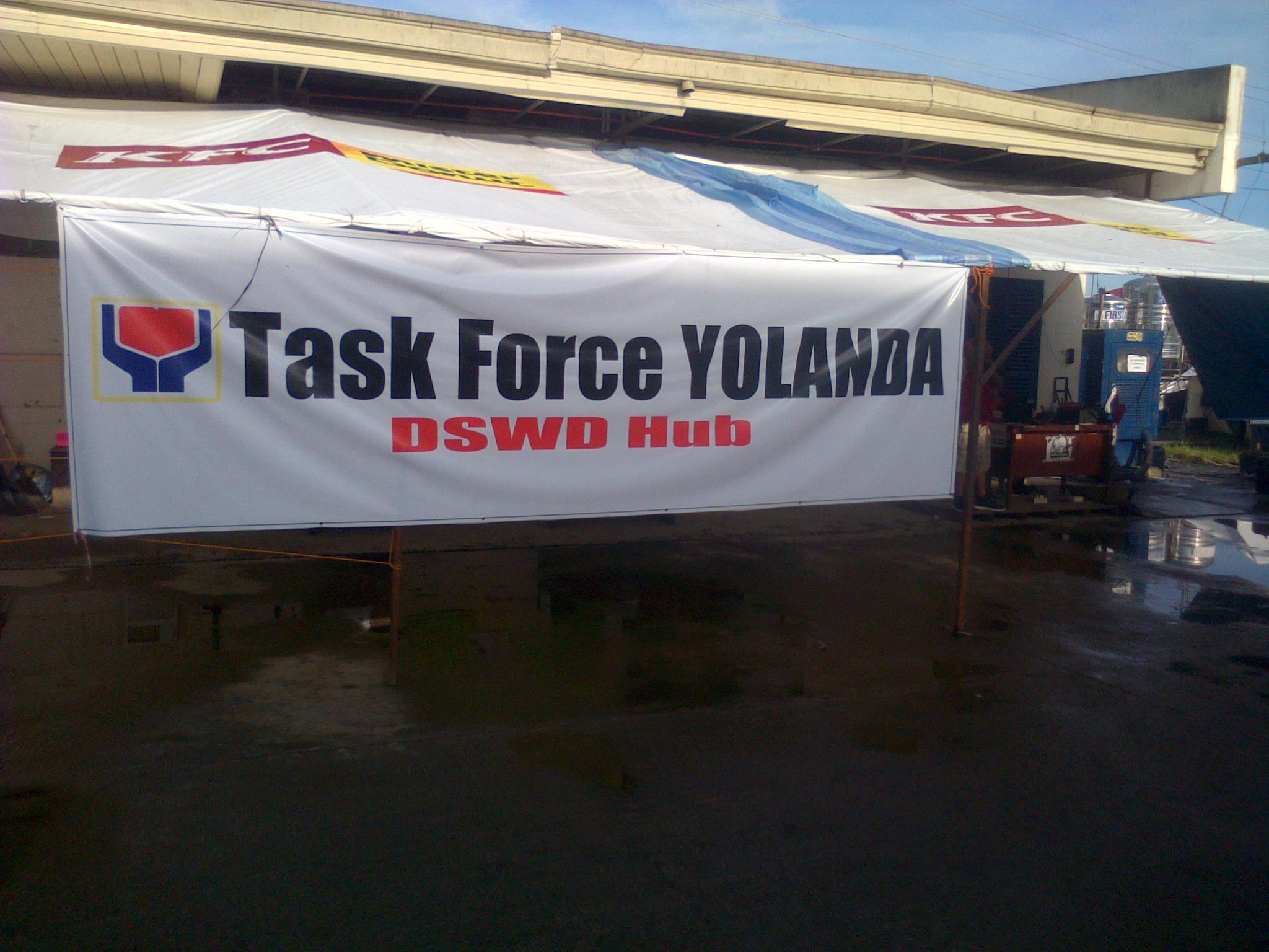 Sahana Eden based RGIMS aids Philippine Government response to Typhoon Haiyan