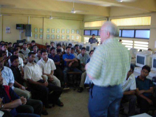 Sahana Participates for GCI 2014