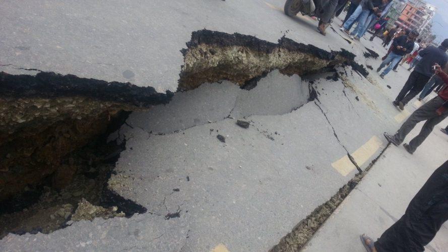 Sahana Nepal Earthquake SitRep 3