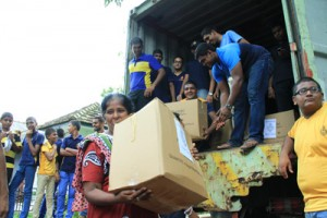 """Sri Lanka's Sunday Times Calls Sahana one of the """"Solutions under our nose for better crisis co-ordination"""""""