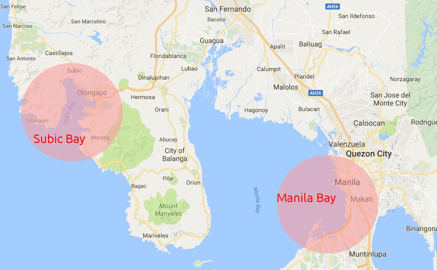 subic-manila-bay-map