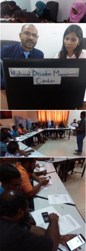 SAMBRO Narrowing the Response Distance in the Maldives